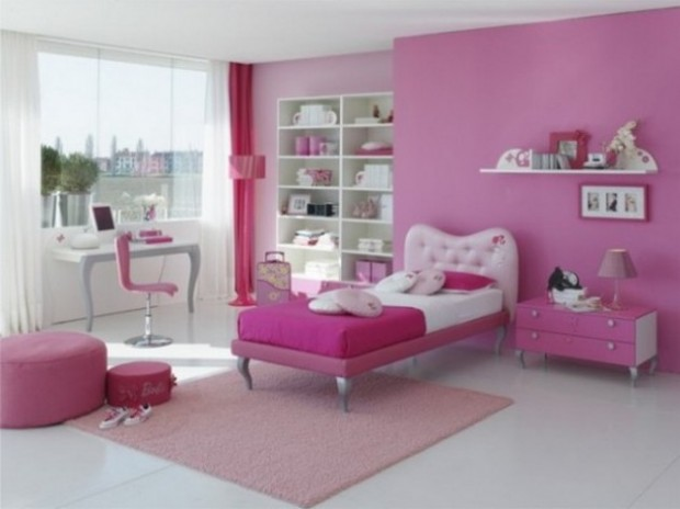 15-Cool-Ideas-for-pink-girls-bedrooms-15
