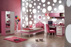 15 Cool Ideas For Pink Girls Bedrooms