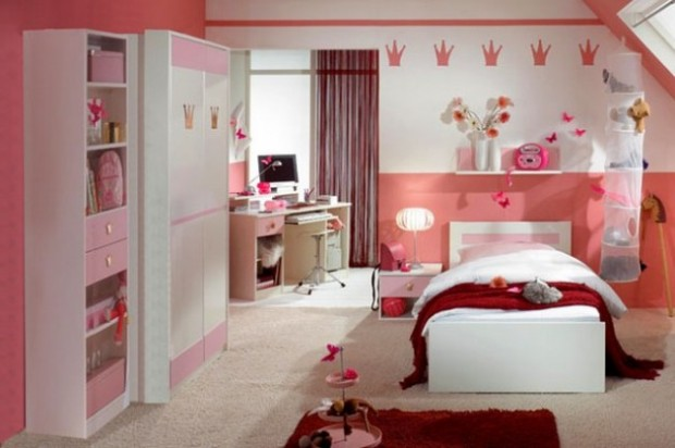 15-Cool-Ideas-for-pink-girls-bedrooms-8