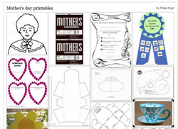 Mother's day Printables | Pinterest