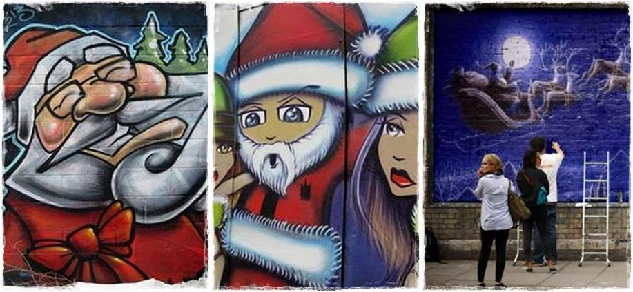 christmas-graffiti