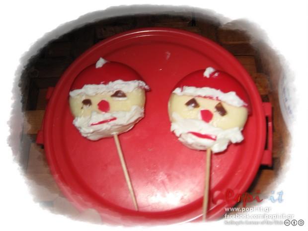 Ιδέες για snack Αι-Βασίλη