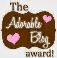 Βραβείο από το blog : Ταξιδεύοντας στον κόσμο των νηπίων