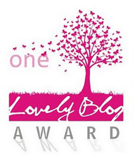 Βραβείο από το blog : Χαρούμενες φατσούλες στο νηπιαγωγείο