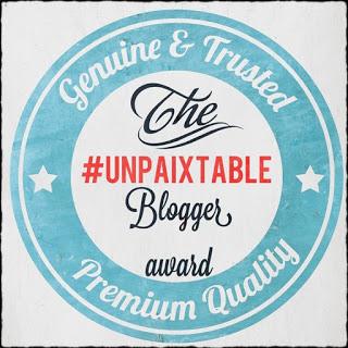Βραβείο από το Blog : Νηπιαγωγός από τα πέντε