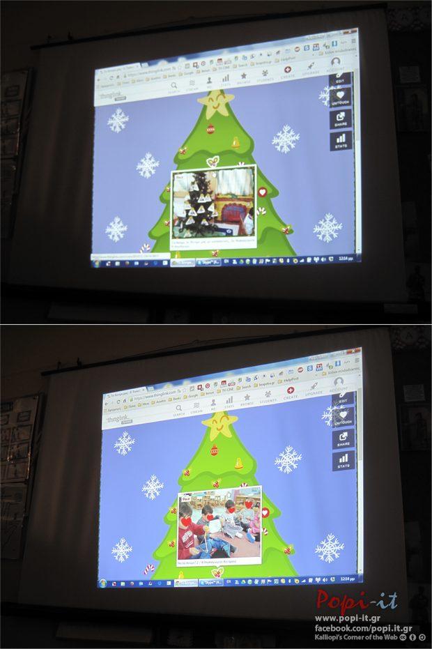 E-twinning και Χριστούγεννα