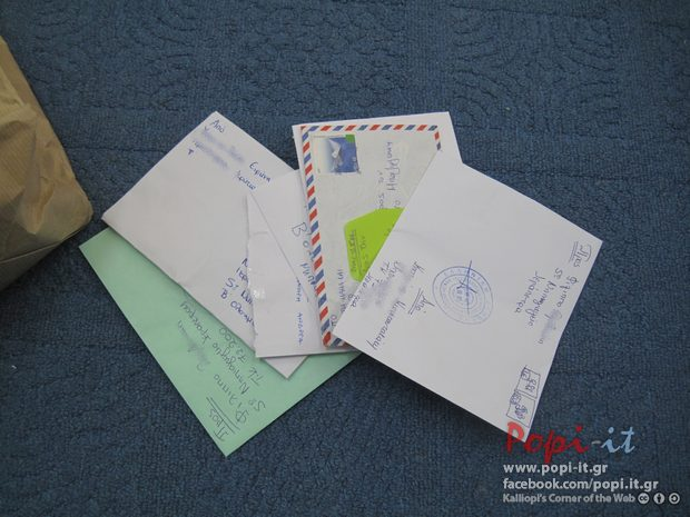 Γράμμα από την μαμά και τον μπαμπά !
