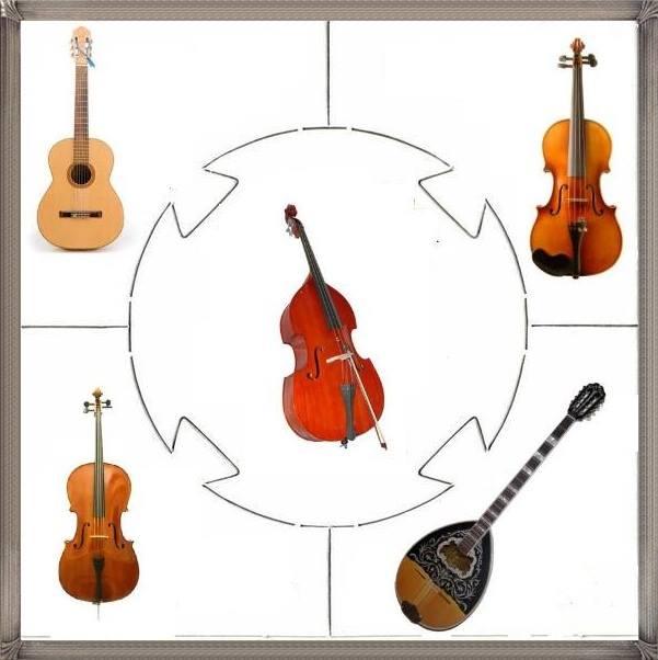 Μουσικά όργανα : Εκτυπώσιμα και Online παιχνίδια (β'μέρος)