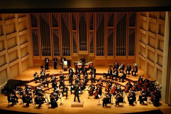 Συμφωνική ορχήστρα. Γνωριμία με τα όργανα