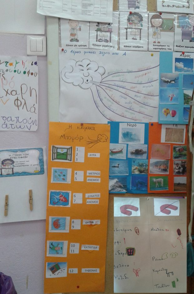 Αξιολόγηση και διάχυση προγράμματος Young Scientists.