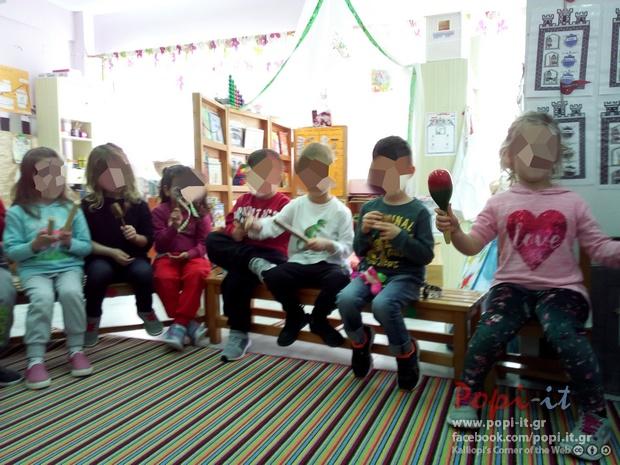 Λειψυδρία, δράση ευαισθητοποίησης 21 σχολείων