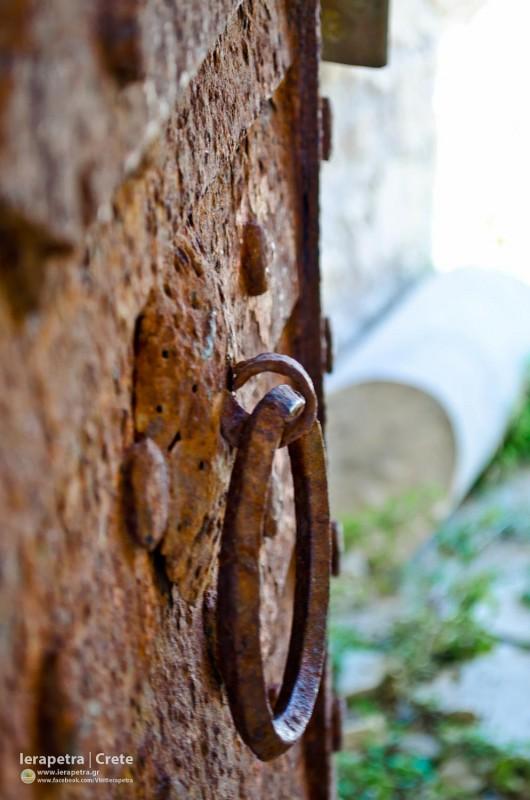 Η πόρτα εισόδου στον Καλέ
