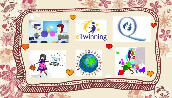 e - Twinning project : Ήρωες φανταστικοί σε διαδρομή μαγευτική