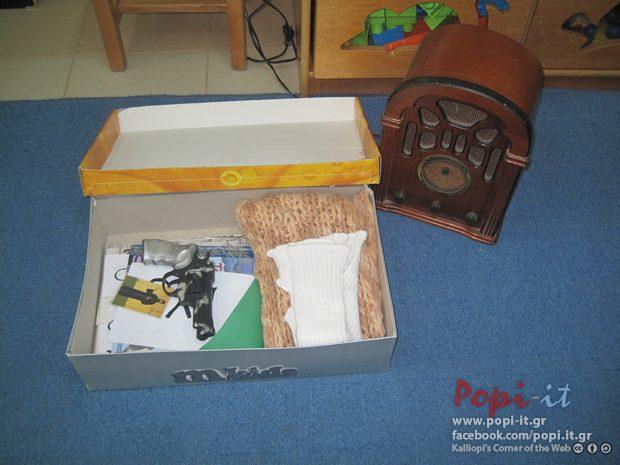 Το κουτί της 28ης Οκτώβρη - Εξιστόρηση γεγονότων