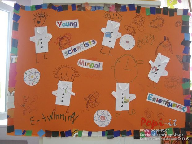 Young scientists - E-twinning