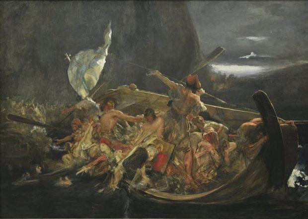 Πρόσφυγες και 1821