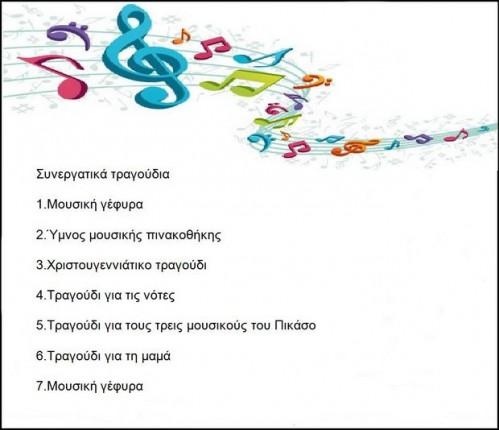 Cd συνεργατικών τραγουδιών
