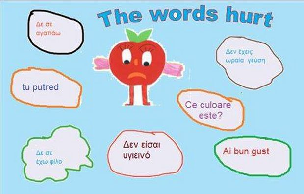 Bullying and healthy food / eTwinning