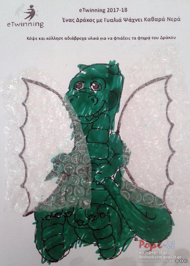 Αδιάβροχα φτερά για τον Δράκο / Υδροπερατότητα