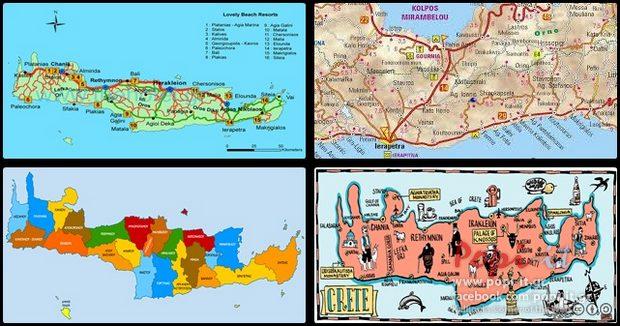 Χαρτογραφώντας. Χάρτης για το Φράγμα Μπραμιανών