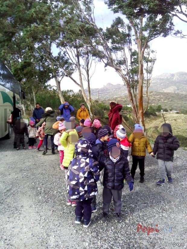 Επίσκεψη στο φράγμα Μπραμιανών (ΚΠΕ Ιεράπετρας)