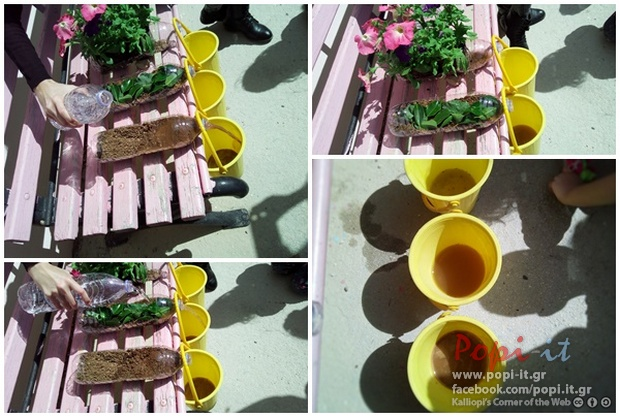 Διάβρωση εδάφους - Σχηματίζοντας ποτάμια / STEM