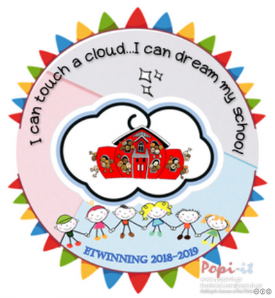 I can touch a cloud ... I can dream my school