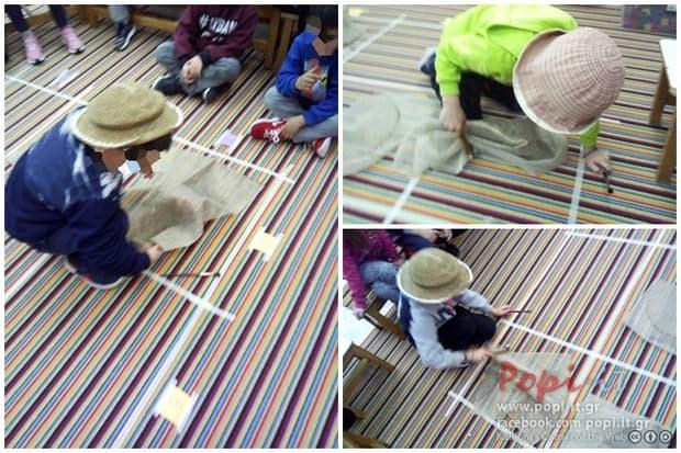 Γινόμαστε αρχαιολόγοι- Ανασκαφές Νο1