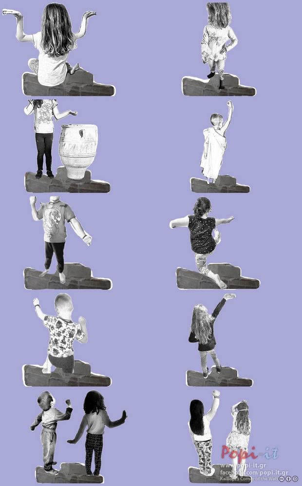 Αγάλματα παιδιών